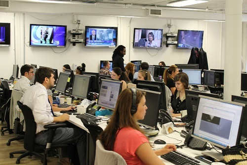 Mail Online New York News Room. Source: Forbes.com