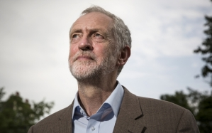 LONDON, ENGLAND - JULY 16: Jeremy Corbyn poses for a portrait on July 16, 2015 in London, England. Jeremy Bernard Corbyn is a British Labour Party politician and has been a member of Parliament for Islington North since 1983. He is currently a contender for the position as leader of the Labour Party. (Photo by Dan Kitwood/Getty Images)